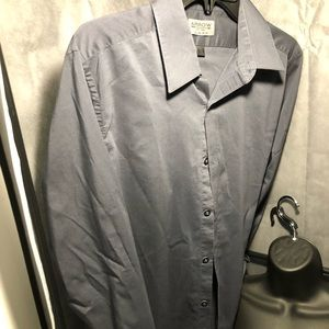 ARROW  SLIM FIT BUTTON DOWN SIZE 15 1/2